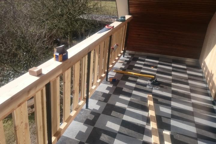 Berühmt Balkon - Terrassen - Instandsetzung - Baudienst Peter Hoffmann VR05